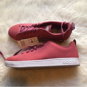 Adidas Cloud Foam NWT Rosy Pink Sneakers